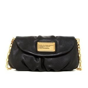 Marc by Marc Jacobs Black Karlie Crossbody